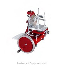 Bizerba 330V 130-RED Food Slicer, Manual