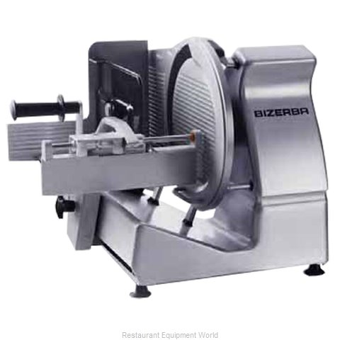 Bizerba 350M VS12F-PROSCIUTTO Food Slicer, Electric