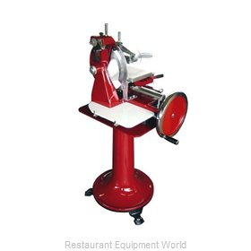 Bizerba 370V 146-RED Food Slicer, Manual