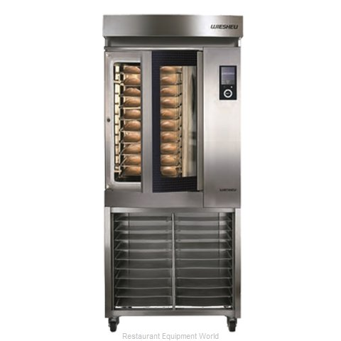 Bizerba D64B-L-X3200-M Convection Oven, Electric (Magnified)