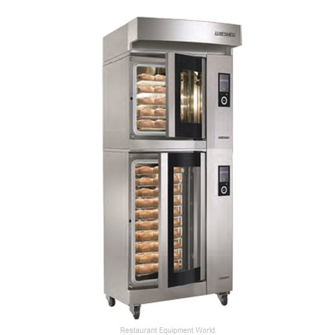 Bizerba D64B-S-L-X3500-M Convection Oven, Electric (Magnified)
