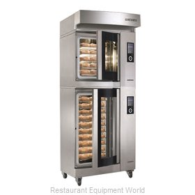 Bizerba D64B-S-L-X3500-M Convection Oven, Electric