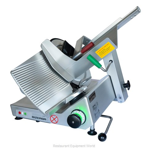 Bizerba GSP H I 90-GCB Food Slicer, Electric (Magnified)