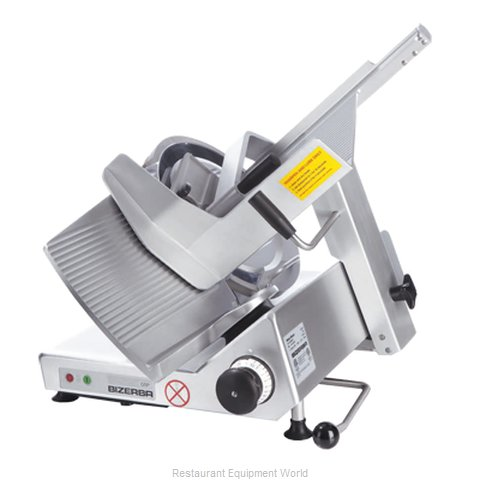 Bizerba GSP H STD-90-GVRB Food Slicer, Electric