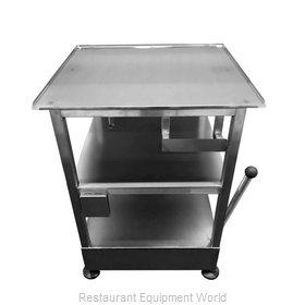 Bizerba SLICER-TABLE-2 Equipment Stand, for Mixer / Slicer