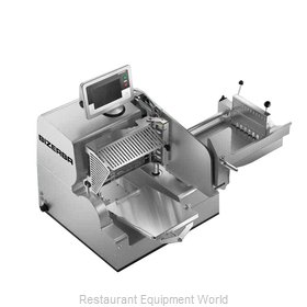 Bizerba VSI 330F DT-W-400 Food Slicer, Electric