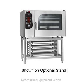 BKI MG062 Combi Oven, Gas, Full Size