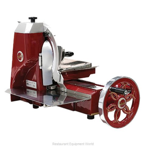 Berkel 330M Proscuitto Slicer (Magnified)