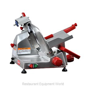 Berkel 823E-PLUS-PLAT Food Slicer, Electric
