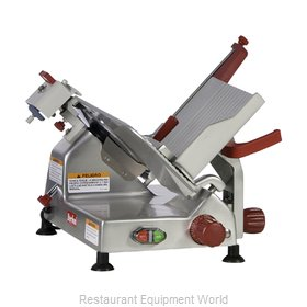 Berkel 825A-PLUS-PLAT Food Slicer, Electric