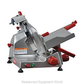 Berkel 825E-PLUS-PLAT Food Slicer, Electric