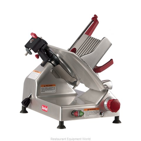 Berkel 827E-PLUS Meat Slicer