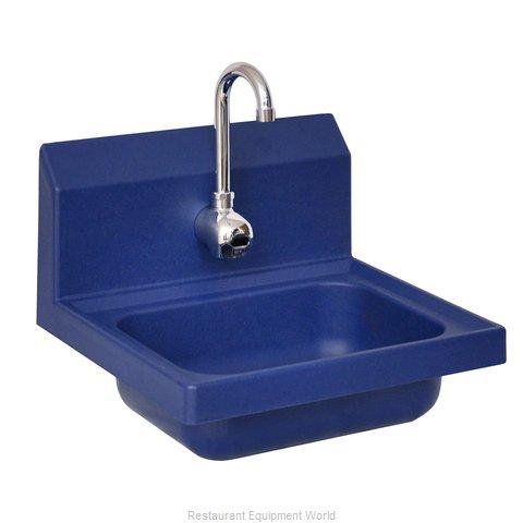 BK Resources APHS-W1410-1BSEF Sink, Hand