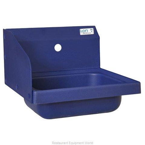 BK Resources APHS-W1410-1LSB Sink, Hand