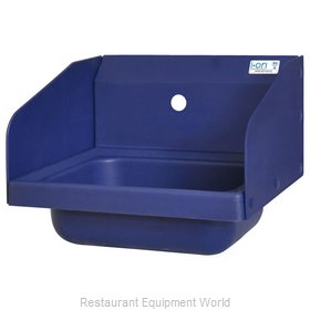 BK Resources APHS-W1410-1SSB Sink, Hand