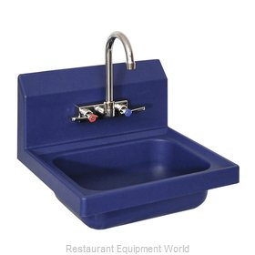 BK Resources APHS-W1410-BE Sink, Hand