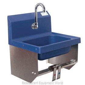 BK Resources APHS-W1410-BKKPG Sink, Hand