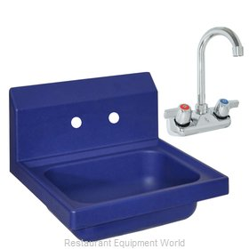BK Resources APHS-W1410-BPG Sink, Hand