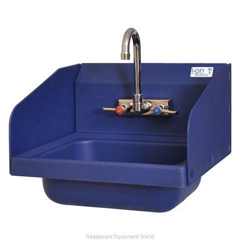 BK Resources APHS-W1410-SSBE Sink, Hand