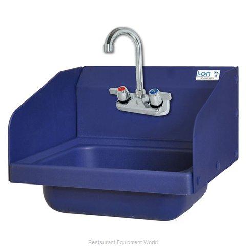 BK Resources APHS-W1410-SSBPG Sink, Hand