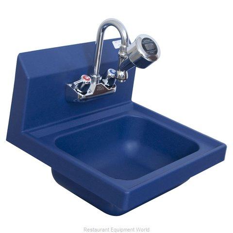 BK Resources APHS-W1410-STBPG Sink, Hand