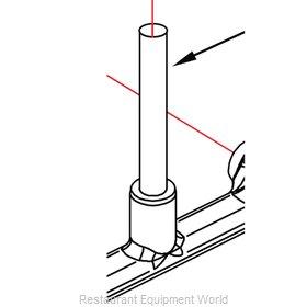 BK Resources BK-3.5RP-G Pre-Rinse Faucet, Parts & Accessories