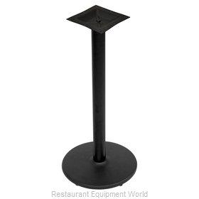 BK Resources BK-BRTB2-22 Table Base, Metal