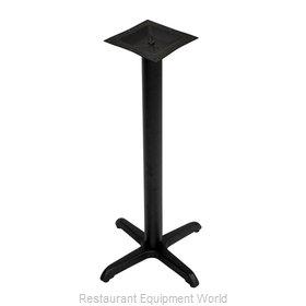 BK Resources BK-BXTB2-2222 Table Base, Metal