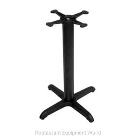 BK Resources BK-DXTB-3030 Table Base, Metal