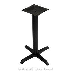 BK Resources BK-DXTB2-2222 Table Base, Metal