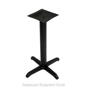 BK Resources BK-DXTB2-2430 Table Base, Metal
