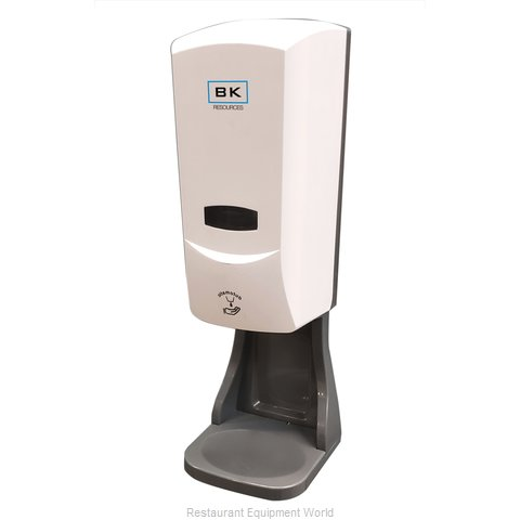 BK Resources BK-HFD-F-DT Hand Soap / Sanitizer Dispenser
