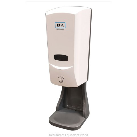 BK Resources BK-HFD-W-DT Hand Soap / Sanitizer Dispenser