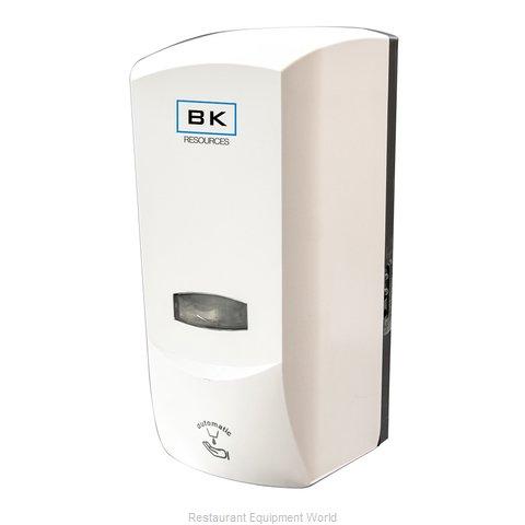 BK Resources BK-HFD-W Hand Soap / Sanitizer Dispenser