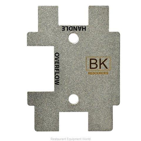 BK Resources BK-LDT Drain, Lever / Twist Waste, Parts