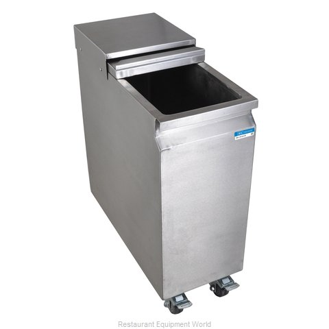 BK Resources BK-MIB-2411 Ice Bin / Ice Caddy , Mobile