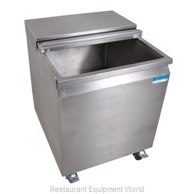 BK Resources BK-MIB-2422 Ice Bin / Ice Caddy , Mobile