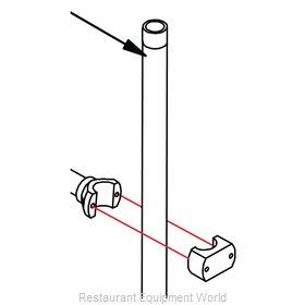BK Resources BK-PR-24RP-G Pre-Rinse Faucet, Parts & Accessories