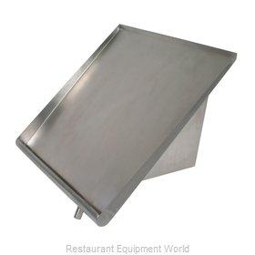 BK Resources BK-SSH-21 Dishtable Sorting Shelf