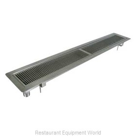 BK Resources BK-URTR-24 Drip Tray Trough, Beverage