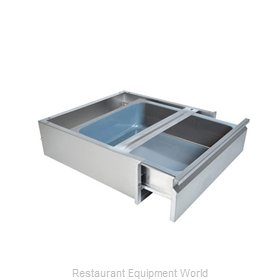 BK Resources BKDWR-2020-ASSY-PL Work Table, Drawer