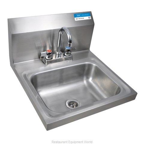 BK Resources CP-4D-1410-PG Sink, Hand