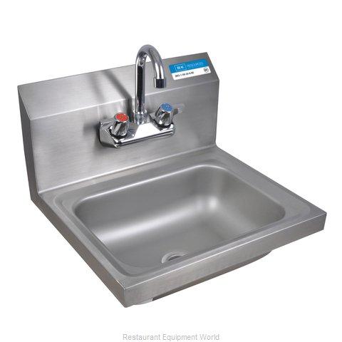 BK Resources CP-4W-1410-PG Sink, Hand