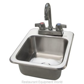 BK Resources DDI-0909524-P-G Sink, Drop-In
