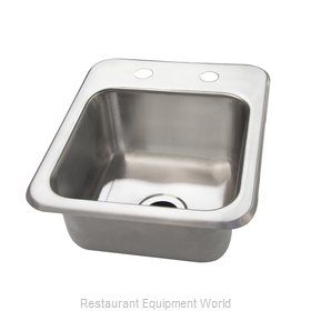 BK Resources DDI-0909524 Sink, Drop-In