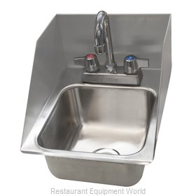 BK Resources DDI-0909524S-P-G Sink, Drop-In