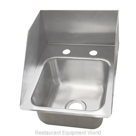 BK Resources DDI-0909524S Sink, Drop-In