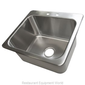 BK Resources DDI-20161224 Sink, Drop-In