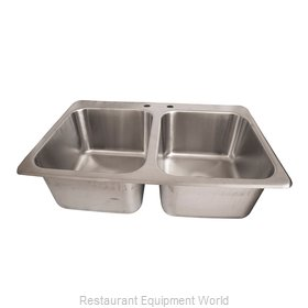 BK Resources DDI2-1416628 Sink, Drop-In
