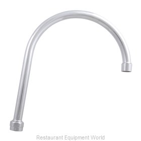 BK Resources EVO-SPT-8G Faucet, Nozzle / Spout